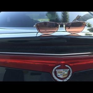 Rare TerminatorStyle Sexy Serengeti Sunglasses NIB